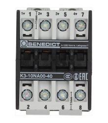 CONTACTOR BENEDIKT/JAGER K3-10NA00-40