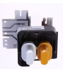 A Miele 4765260 kulcsos kapcsoló dupla be- és kikapcsolóval, szárítógombokhoz