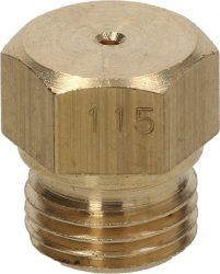 gáz fúvók M10x1 ø 1.15 mm