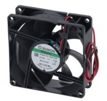 AXIAL ventilátor SUNON 80x80x25 mm