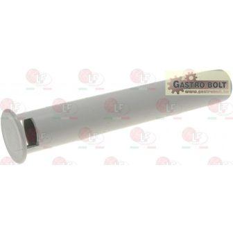 műanyag túlfolyó cső ? 37x240 mm