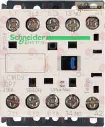 kontaktor SCHNEIDER LC1K0910P7
