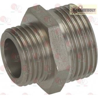 """REDUCER STAINLESS STEEL 1/2"""" - 3/4"""""""