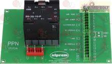 ELECTRONIC POWER BOARD 150x100 mm