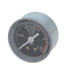 Kazán nyomásmérő 0÷2.5 bar ø 41 mm