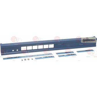 6 gombos irányítópanel 600x60 mm