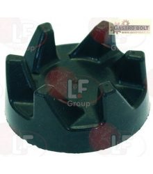 RUBBER COUPLING 6 TEETH