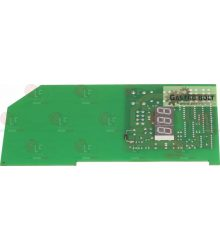 ELECTR.CONTROL CIRCUIT BOARD 200x104 mm