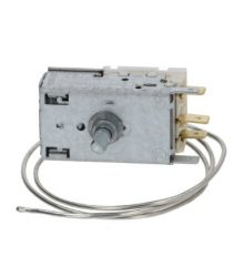 THERMOSTAT (250V - 3 contacts - ? 6x4 mm D-shaped pin)