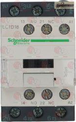 kontaktor SCHNEIDER LC1D18B7