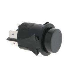 bipoláris kacsoló fekete 16A 250V