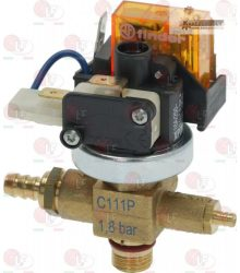 PRESSURE SWITCH XP700 C111P 1.8 BAR 1/4""