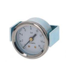 Kazán nyomásmérő ø 39 mm 0÷16 bar