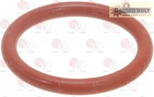 O-gyűrű M 0220-30 szilikon piros
