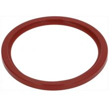 GASKET OF RED SILICONE FOR TANK