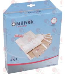 Porzsák CL. NILFISK 82222800