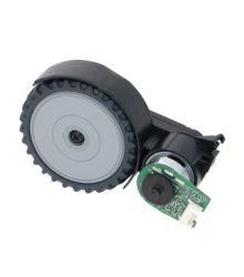 Kerék bal oldali tartóval robot porszívóhoz LG AJW73110501