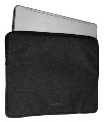 NBS-CASUAL15.6 UNIVERSAL NOTEBOOK SLEEVE CASUAL FEKETE 38.2 X 27.2 X 2CM/UP TO 39.6CM VIVANCO