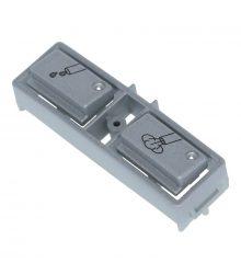 Víz/gőz gomb Metall611 Jura Ultra, Impressa500 usw.