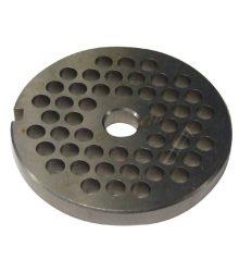 Lyukas kivezetőlemez húsdarálóhoz 4,5 MM