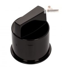 Gőz gomb fekete F7-F9