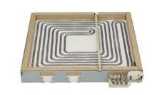 sugárzó fűtőelem 4000W 400V