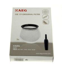 Szűrőzsák AEG Gr.19 Electrolux 900087602/0 3 db