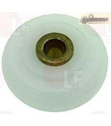 PTFE CARRIAGE WHEEL ø 29-6x13 mm