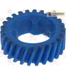 25-TOOTH GEAR IN PTFE
