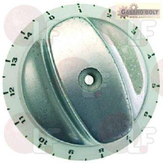 Alumínium időzítő gomb ? 72 mm