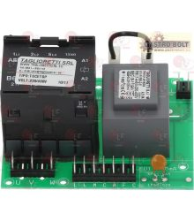 ELECTR.CIRCUIT BOARD F/KIT 230/400V 5HP