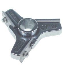 S.STEEL KNIFE F/M.MINCER MOD.22 HUNGER