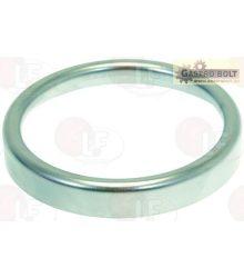 króm borítású alsó gyűrű? 105 mm