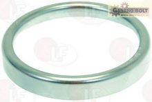 króm borítású alsó gyűrűø 105 mm