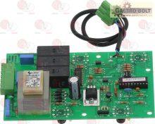 irányítópanel 2 SPEEDS 130x80 mm