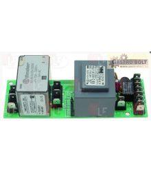 Panel 230/400V 127x42 mm