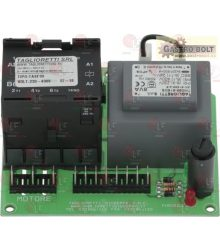 ELECTR.CIRCUIT BOARD 230/400V 105x100 mm