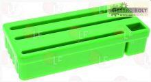 Késtartó zöld