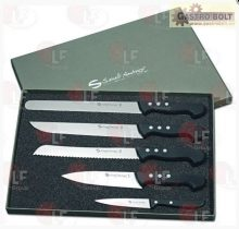 5 darabos kés készlet