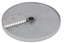 szeletelő lemez 6x6 mm