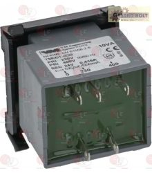 Átalakító 0-230-400V/0-24V 10VA