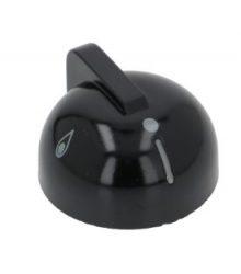 fekete gomb ? 35 mm NARDI
