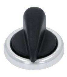 fekete arany gomb NARDI ? 47 mm