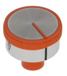 narancssárga gomb SMALVIC ? 45 mm