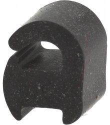 gumi láb rácshoz 9XH10 mm