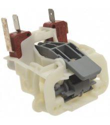Zár 2 mikrokapcsolós