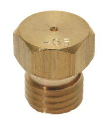fúvóka LPG ? 0.65mm SMEG