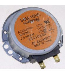 SAMSUNG DE31-10170B SSM-16HR MDFJ030BF forgóasztali motor mikrohullámú sütőhöz