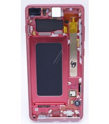 LCD + TOUCH FULLSET GALAXY S10 PLUS (SM-G975F), PIROS