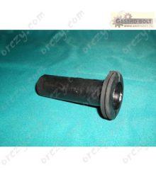 Kifolyótoldat gumi (egyenes, utángyártott) HAJDU 303 keverőtárcsás